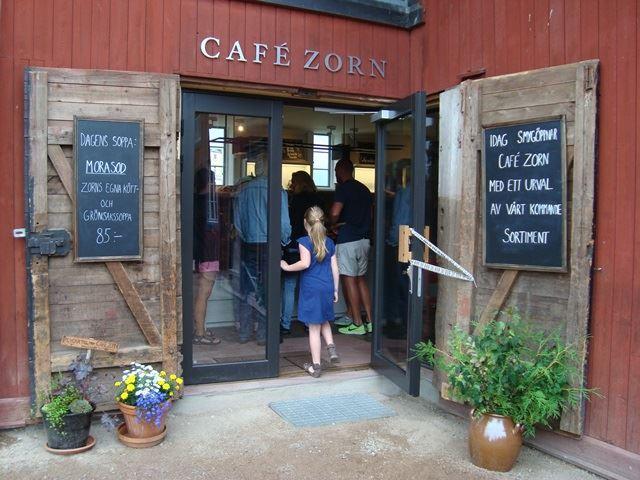 Quiz på Café Zorn