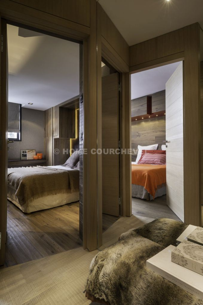 3 rooms, 4 people ski-in ski-out / Résidence du Jardin Alpin 110 (mountain of dream)