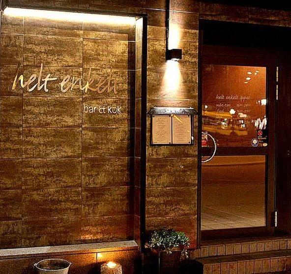 Helt Enkelt Bar & Kök