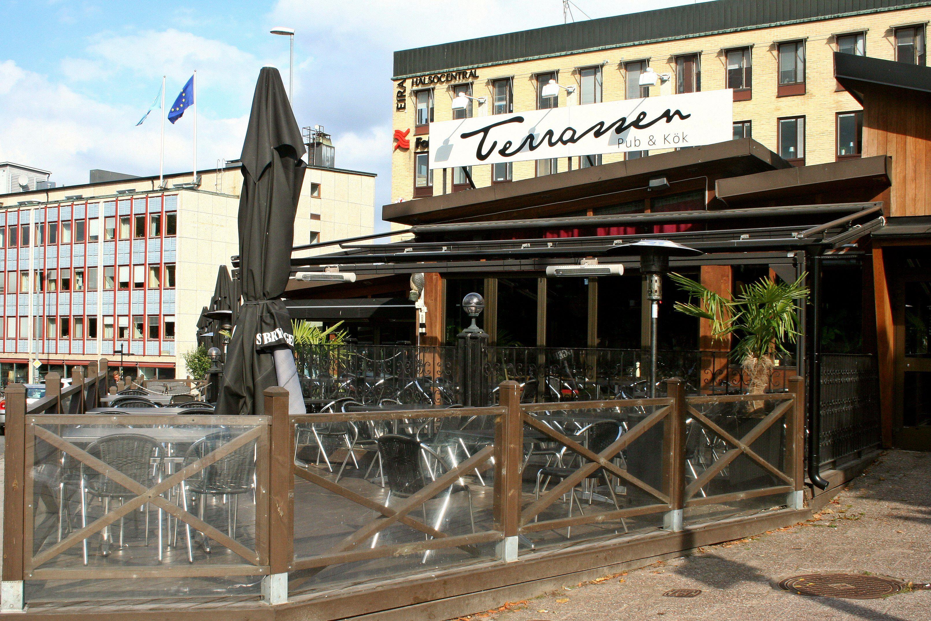 Terrassen Pub och Kök