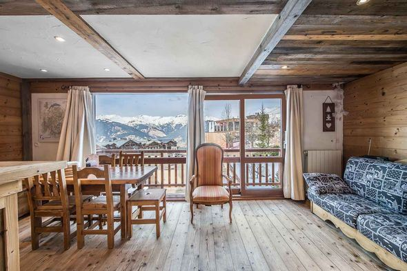 2 rooms 4/5 people ski-in ski-out / RESIDENCE 1650 52 (mountain)