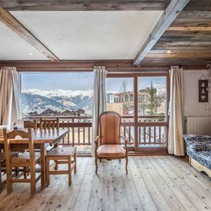 2 rooms 4/5 people ski-in ski-out / RESIDENCE 1650 52 (Mountain of Charm)