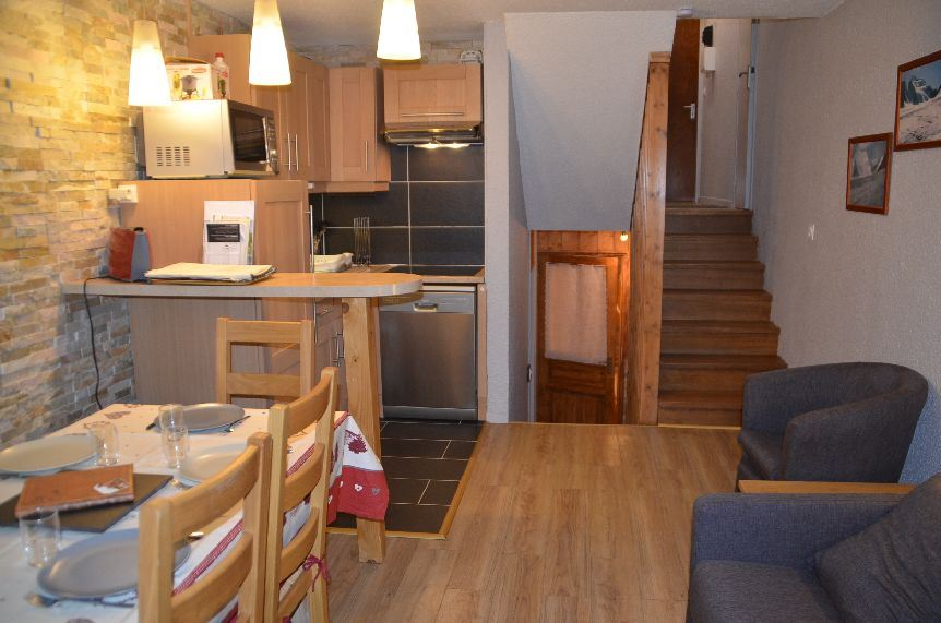 2 Rooms 6 Pers ski-in ski-out / EVONS 301