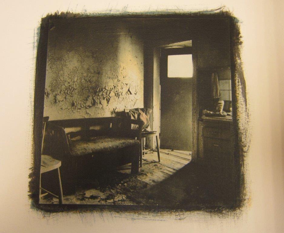 Utställning - Scener från ett dödsbo