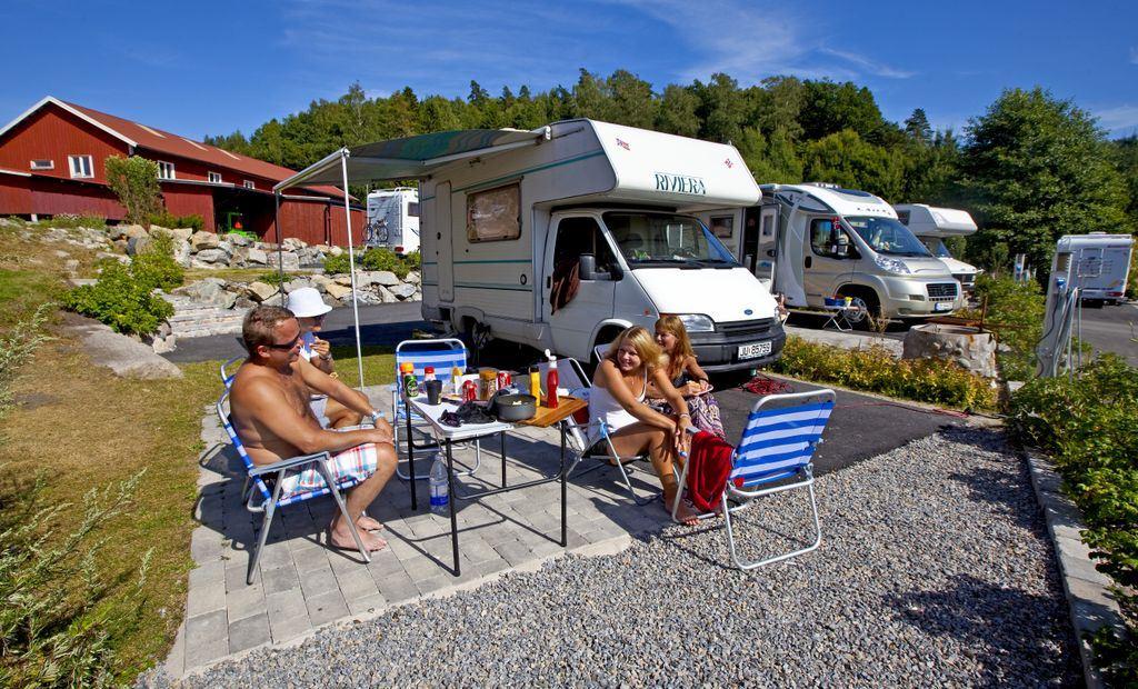 Lagunen Camping & Stugor / Camping