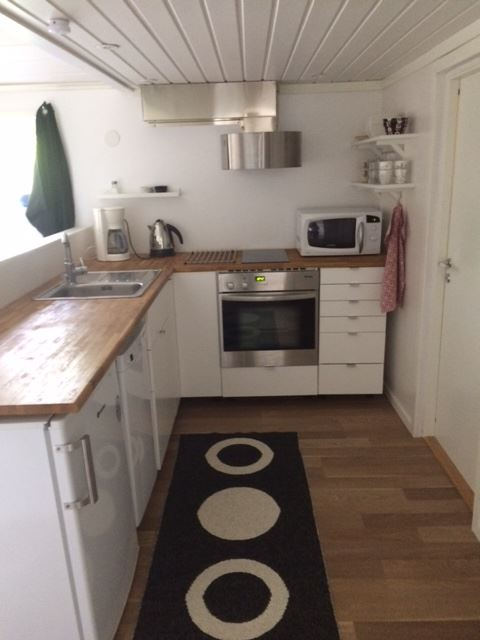 Rent a 1-room apartment with a hall and kitchen in Värnamo