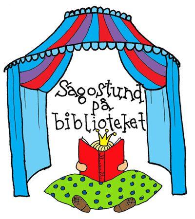 Sagostund på Järvsö bibliotek