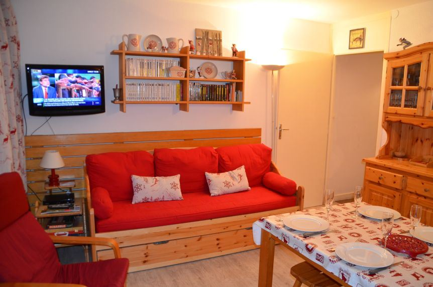 2 Rooms 6 Pers ski-in ski-out / OISANS 47