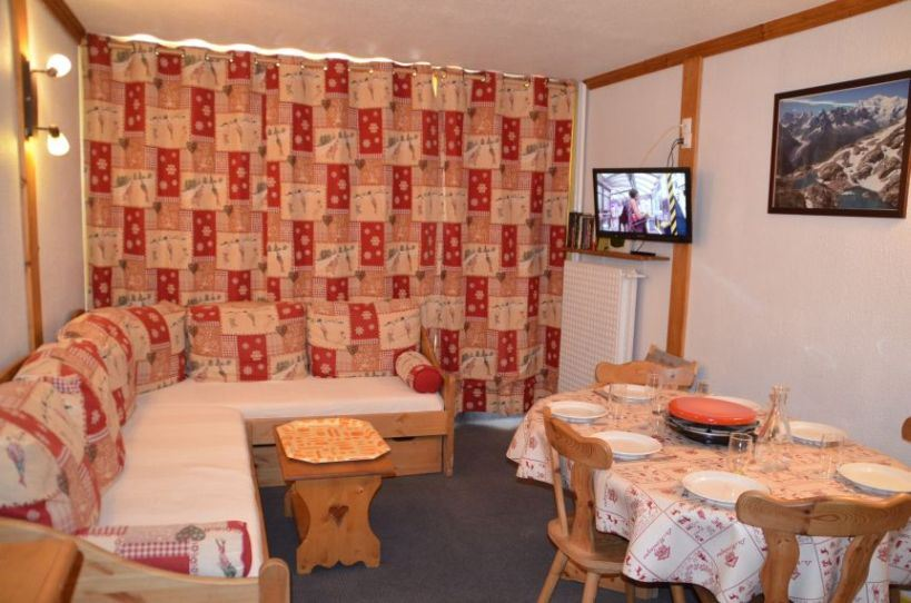 2 Rooms 4 Pers ski-in ski-out / LAC DU LOU 10