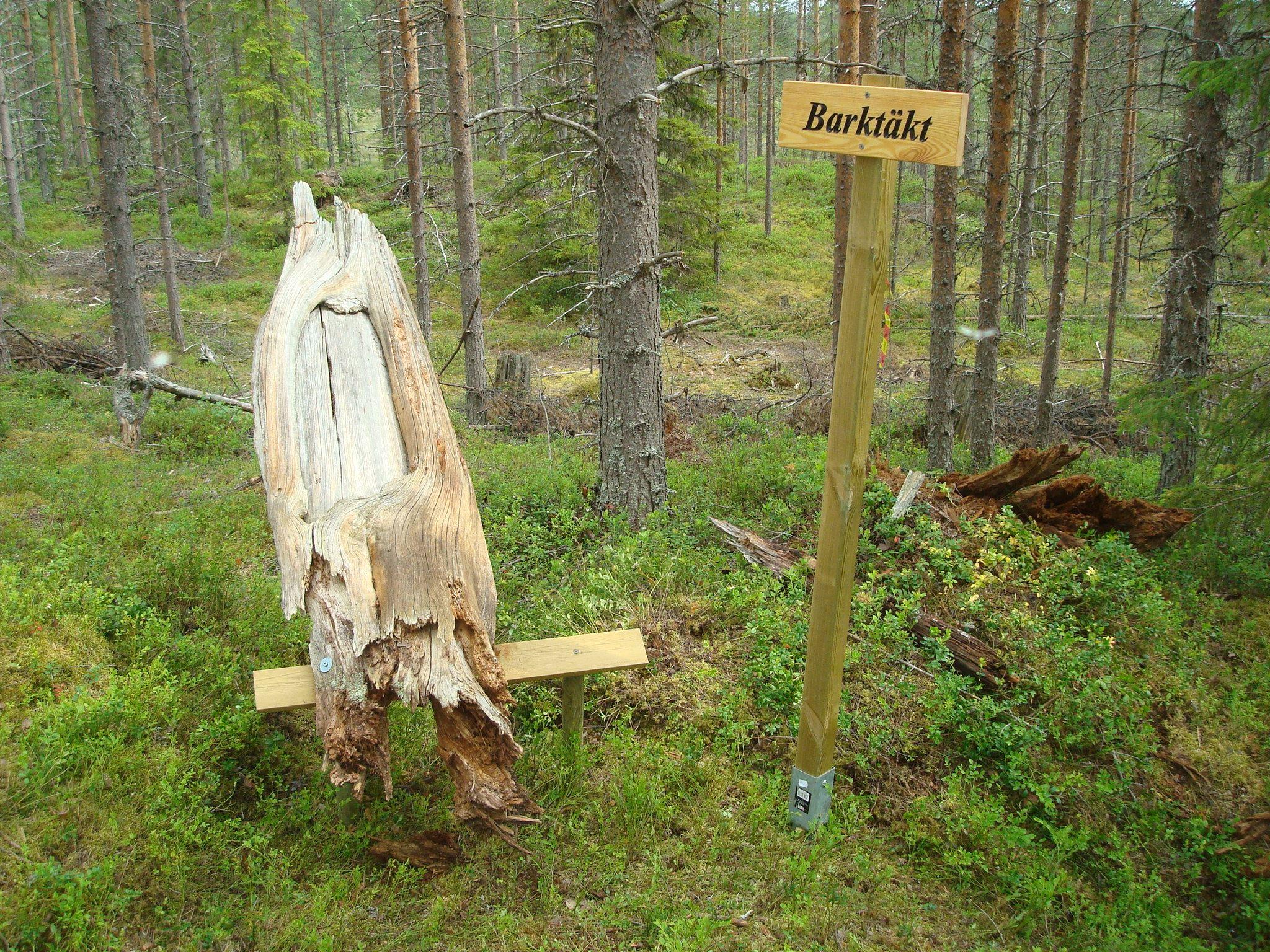 © Malå kommun, Rökå vandringsled