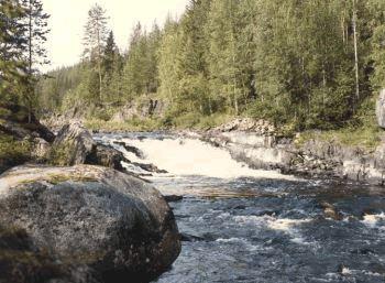 © Malå kommun, Malå - Storforsen