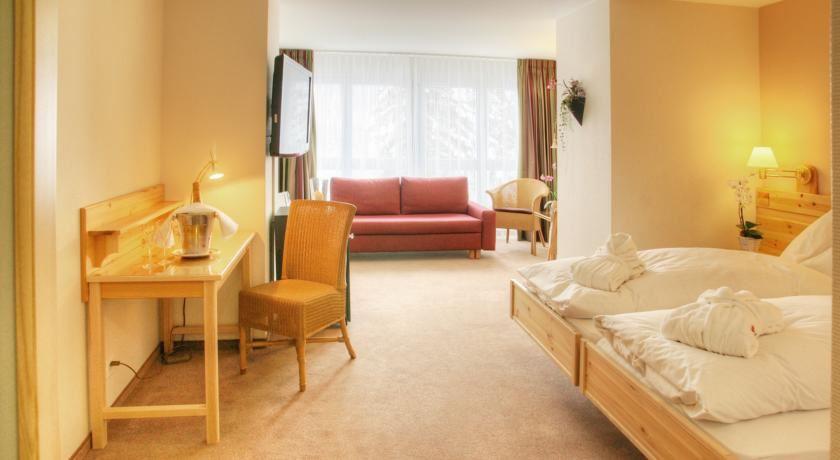 Sunstar Alpine Hotel - Arosa
