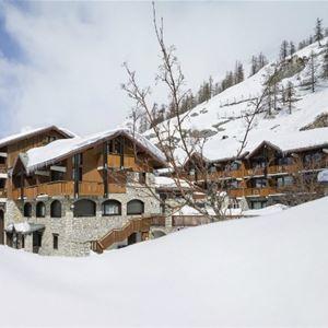 Pierre et Vacances Residence Les Chalets de Solaise - Val-d'Isére