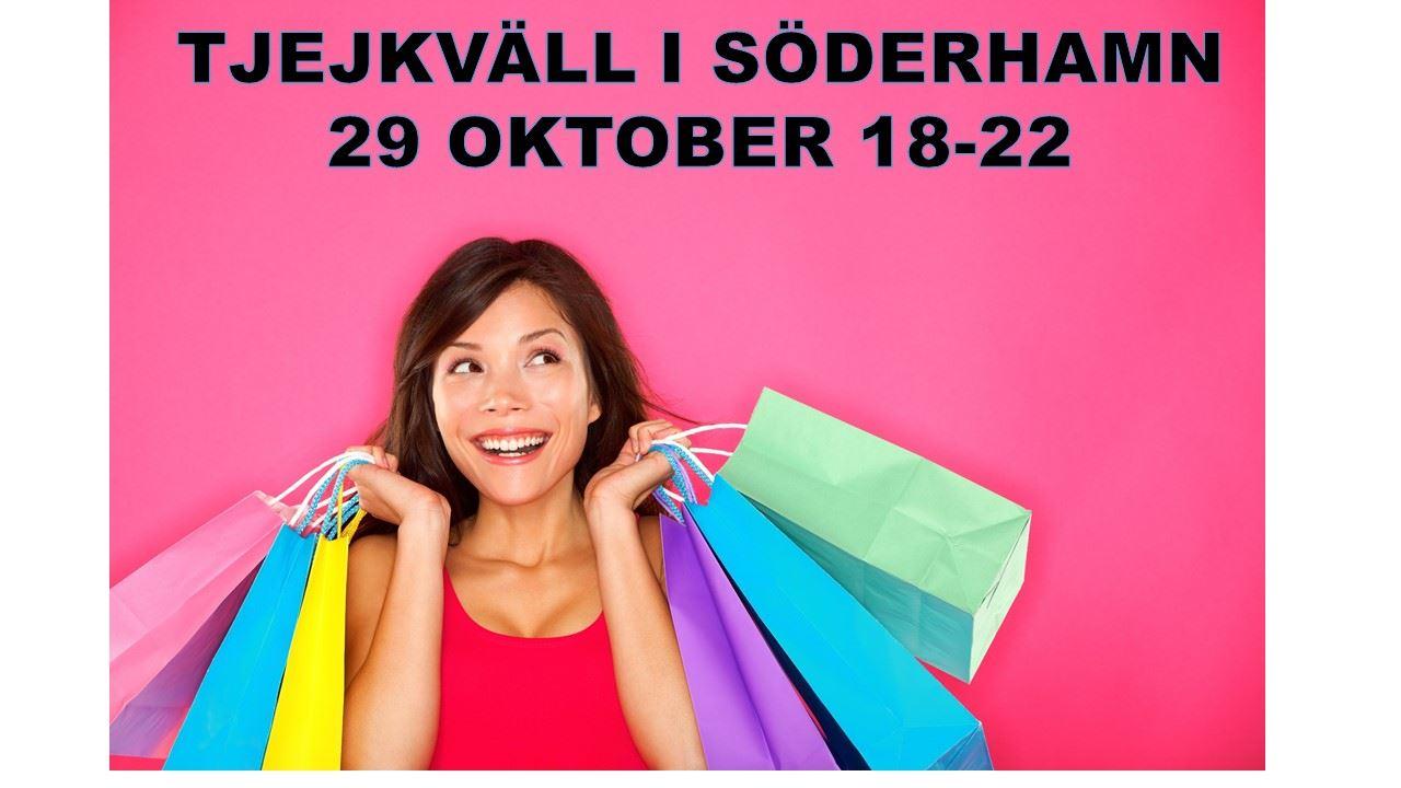 TJEJKVÄLL i Söderhamn