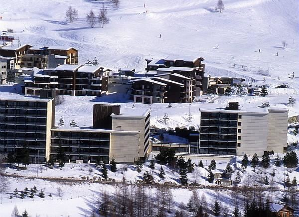 Résidence Maeva Le Jandri - Les 2 Alpes