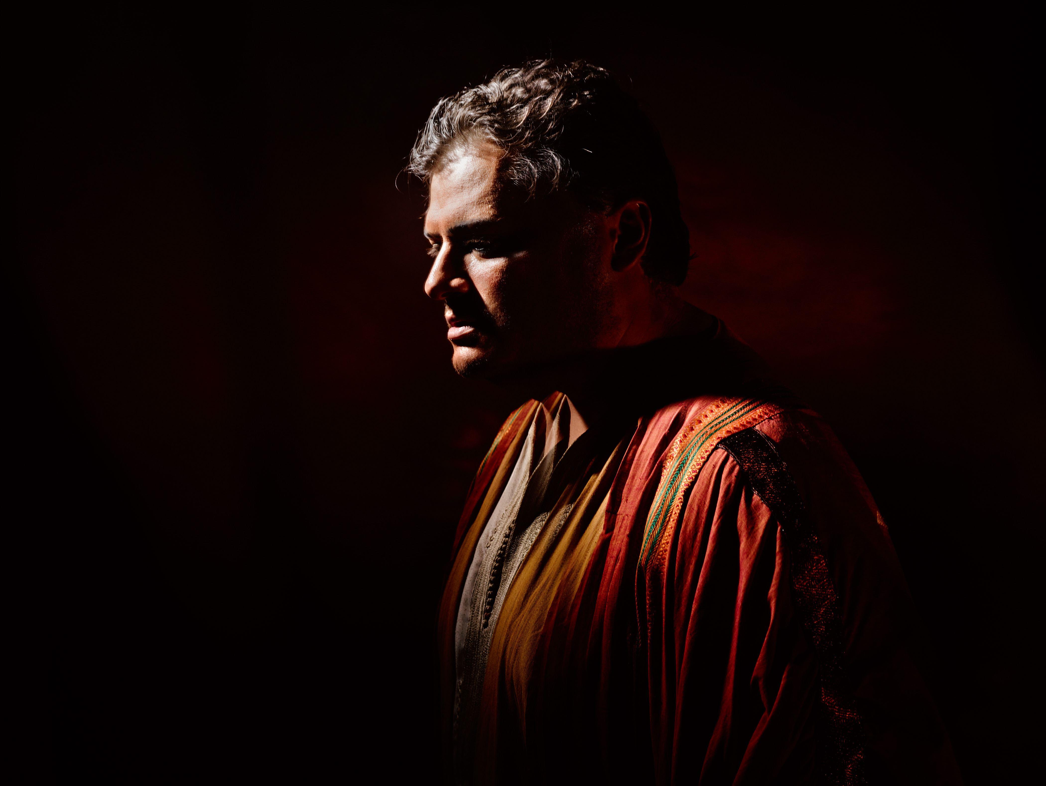 Digitalsänd opera - Otello