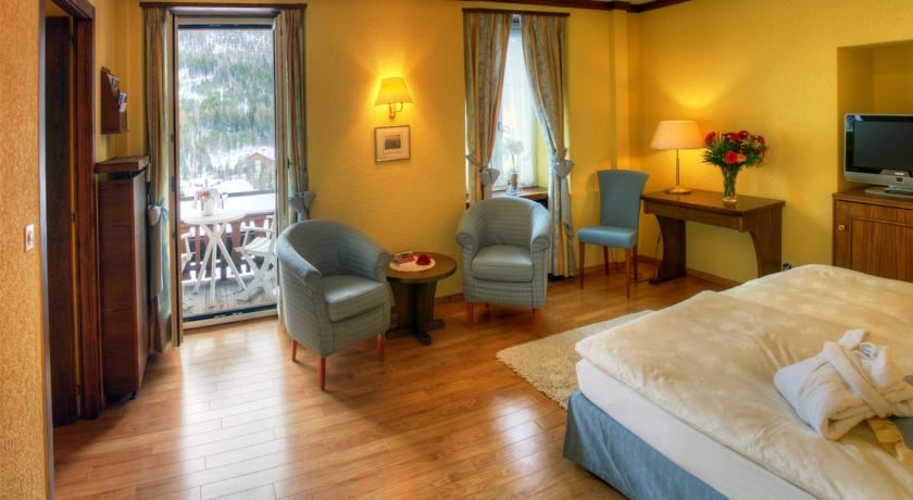 Sunstar Boutique Hotel Beau-Site - Saas-Fee