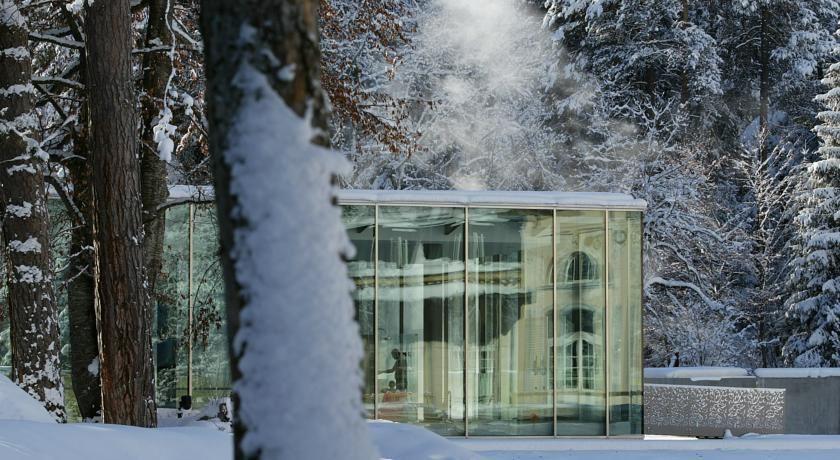Villa Silvana im Waldhaus Flims Mountain Resort & Spa - Flims