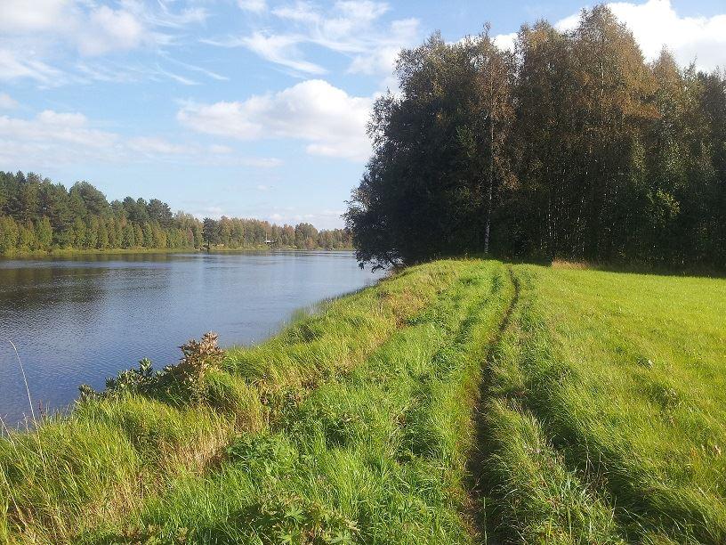 Vandra längs vackra Bäverstigen - vandringsled