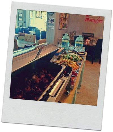Norrehus restaurant