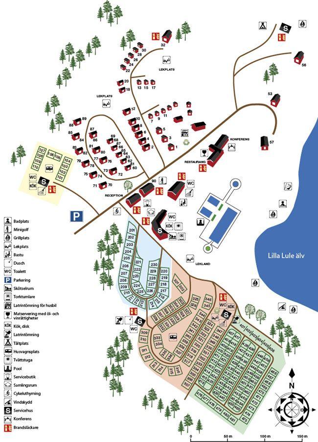 Arctic Camp Jokkmokk/Ferienhäuser