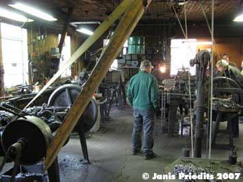 © Janis Priedits 2007, Killeberg kettingfabrik
