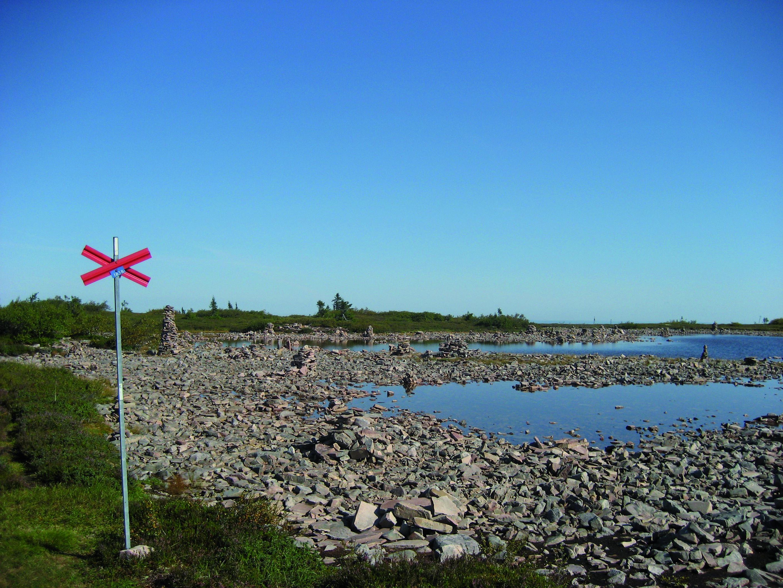vandra till Stensjön - Vandringsled