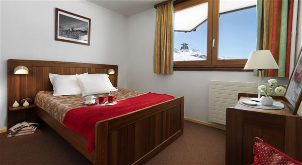 Residence Tourotel - Apartment - 2 rooms + Cabin or Mezzanine - 6 Persons (ABR)