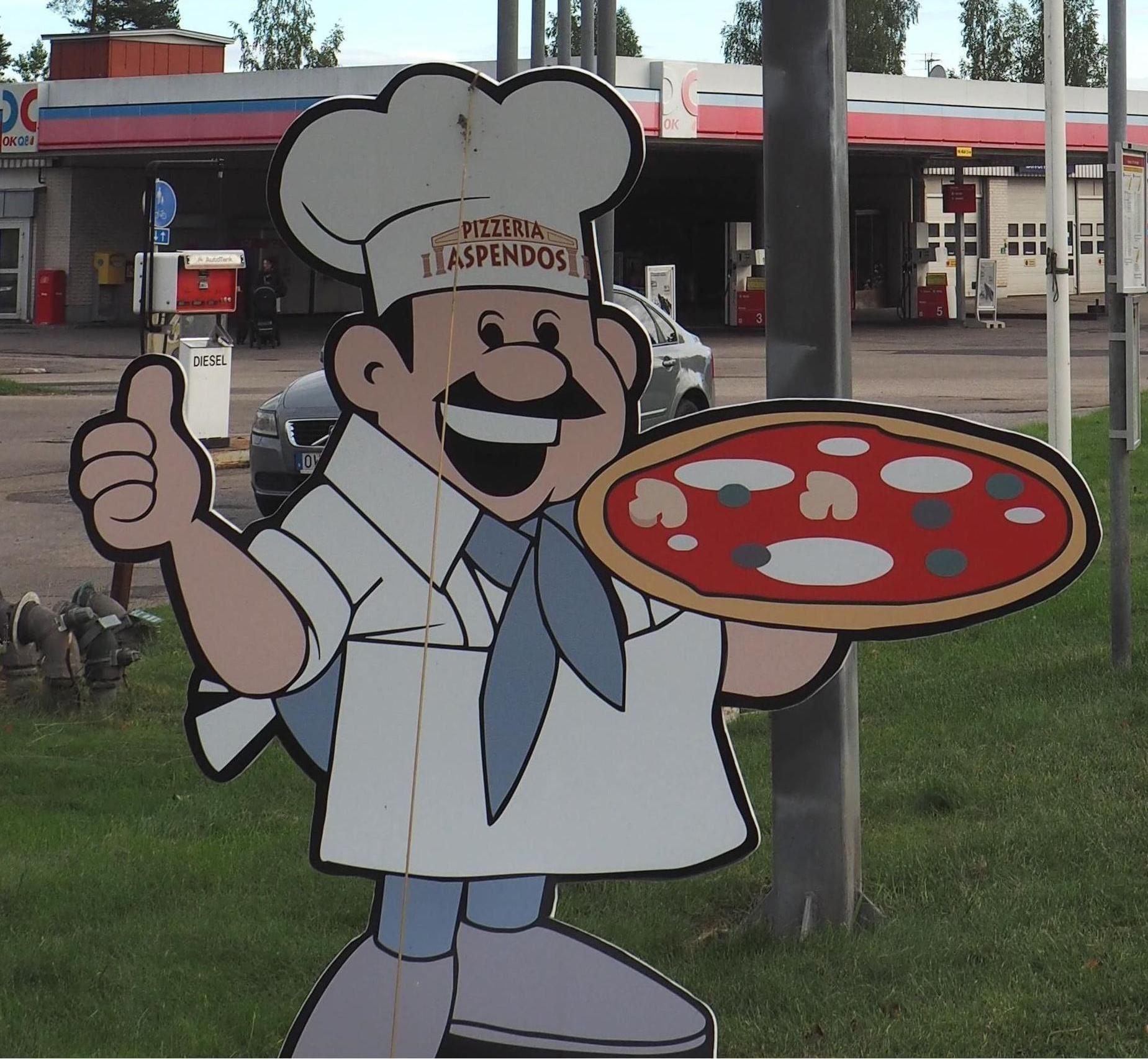 Pizzeria Aspendos