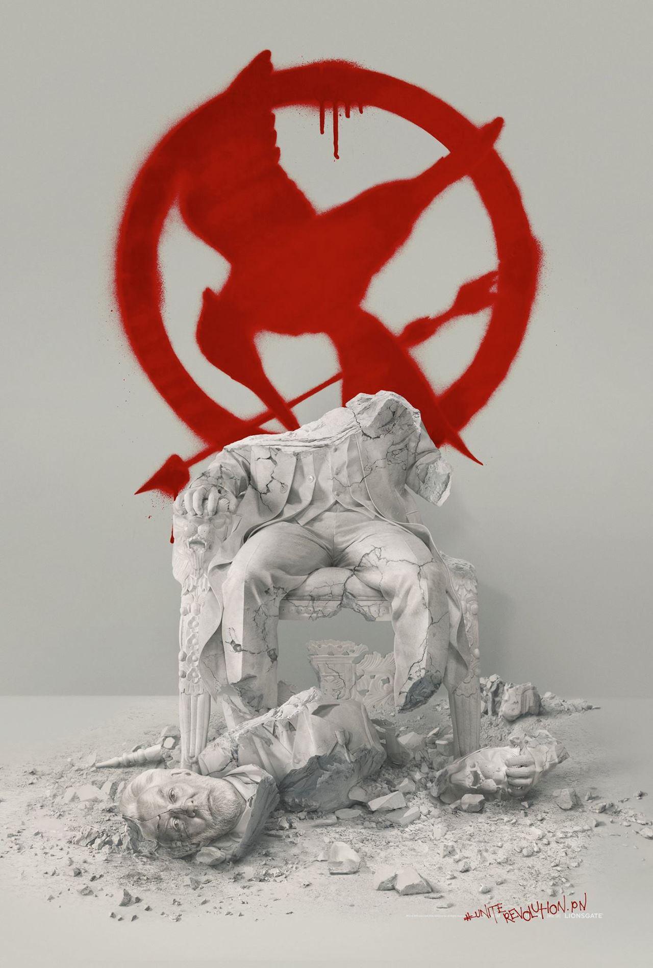 Hunger Games - Mockingjay Part 2, Röda kvarn Edsbyn