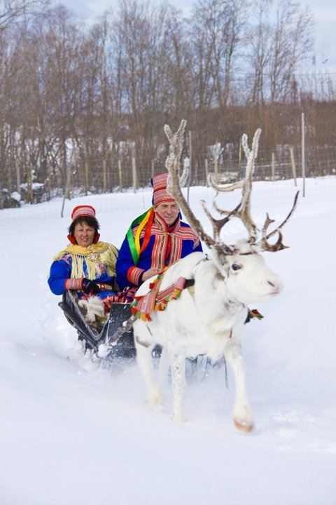 Sami Culture at Sorrisniva