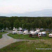 Ristafallet Camping & Restaurang/Camping
