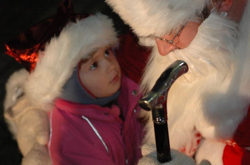 Julklappskväll på Västerport