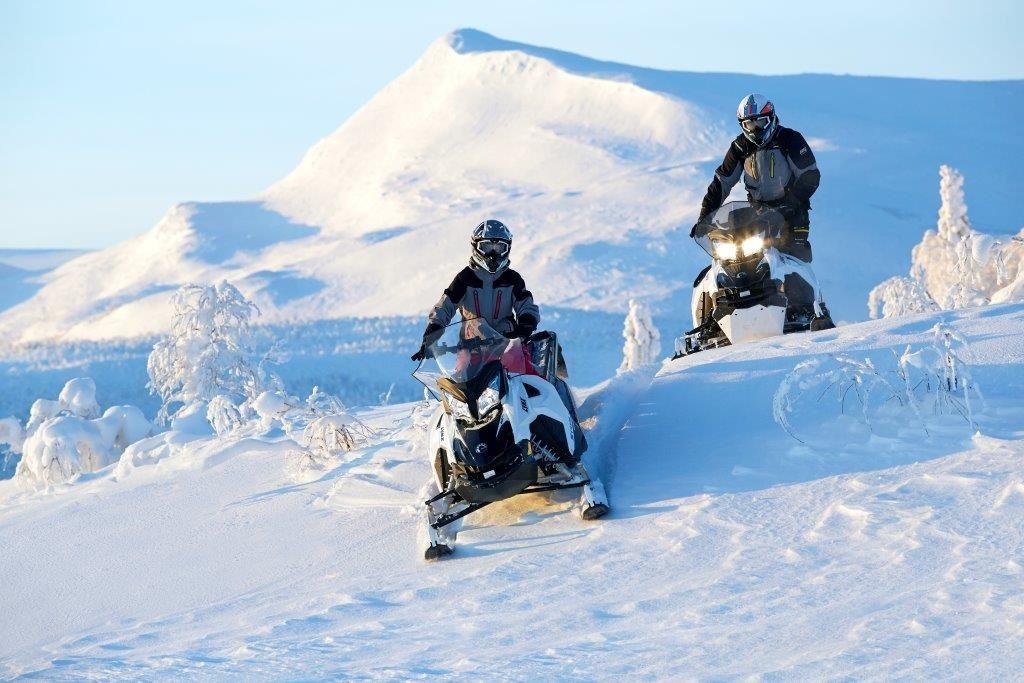 Hemavans Fjällcenter snowmobile rental