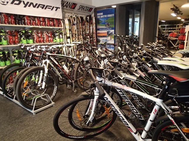 Sykkel utleie