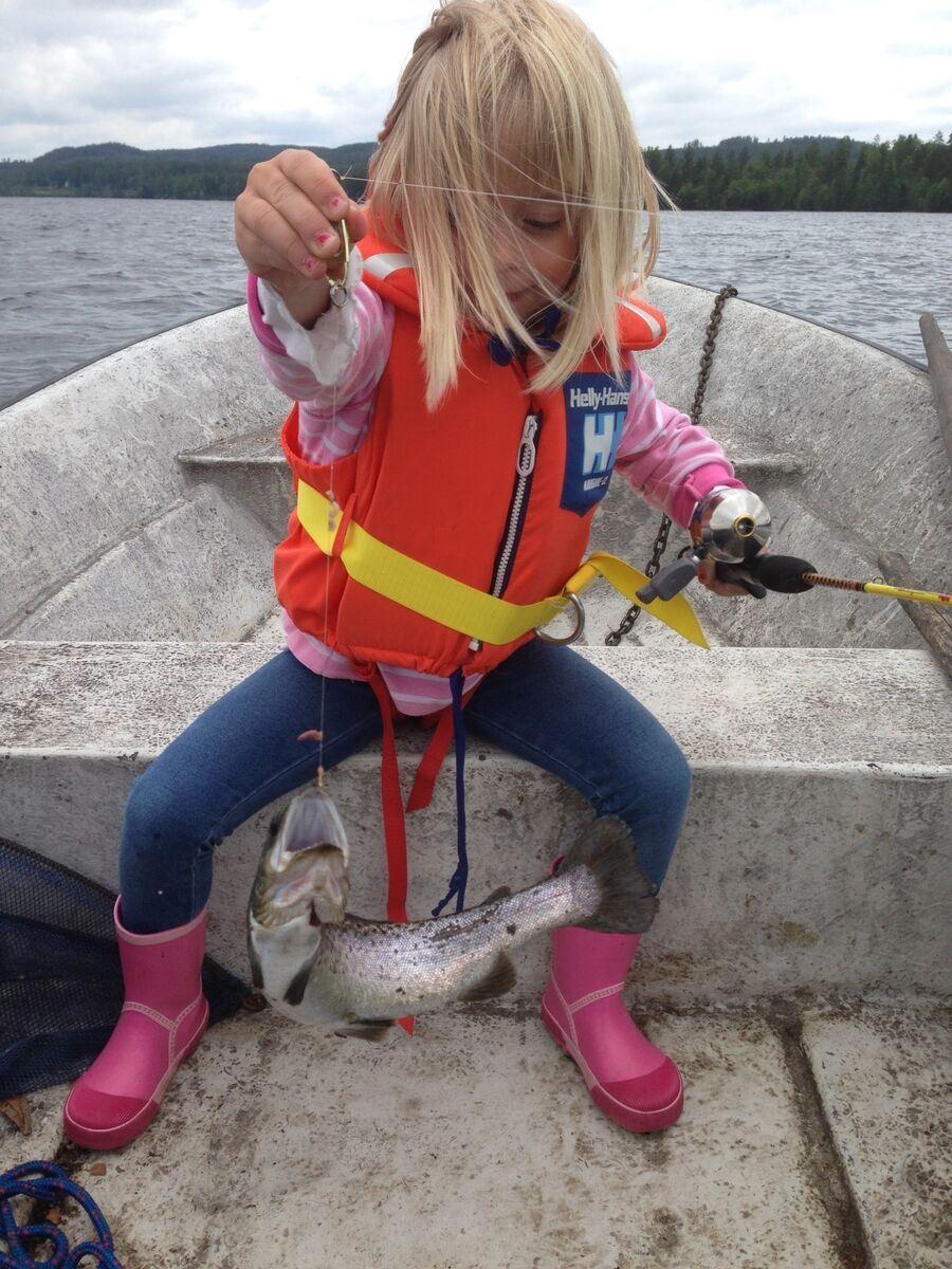 Fiskekort Ryggens Fiskevårdsområde