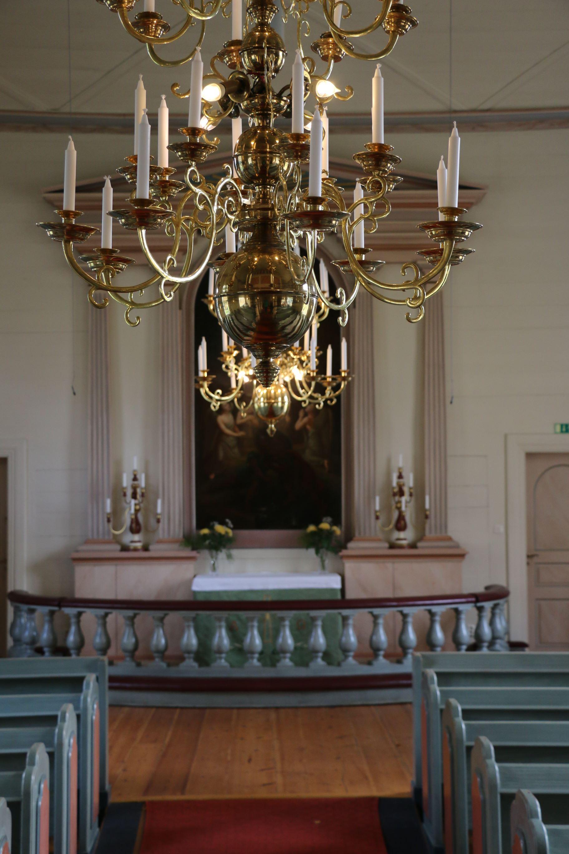 Malå församling,  © Malå kommun, Malå kyrka