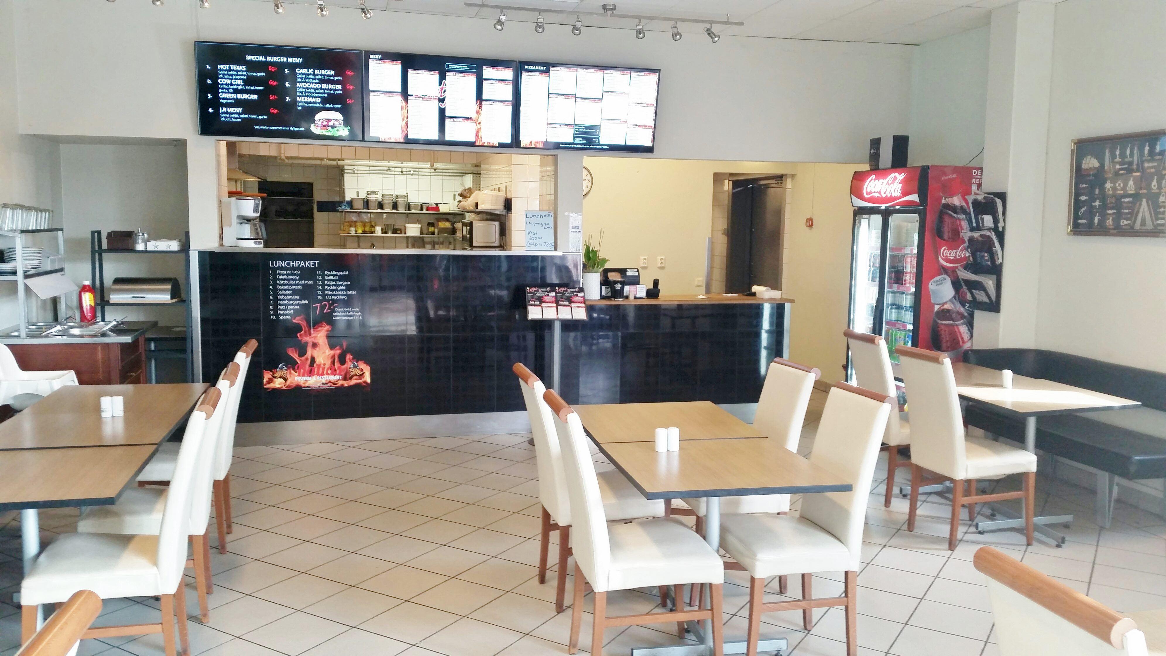 Katjas Restaurang & Pizzeria