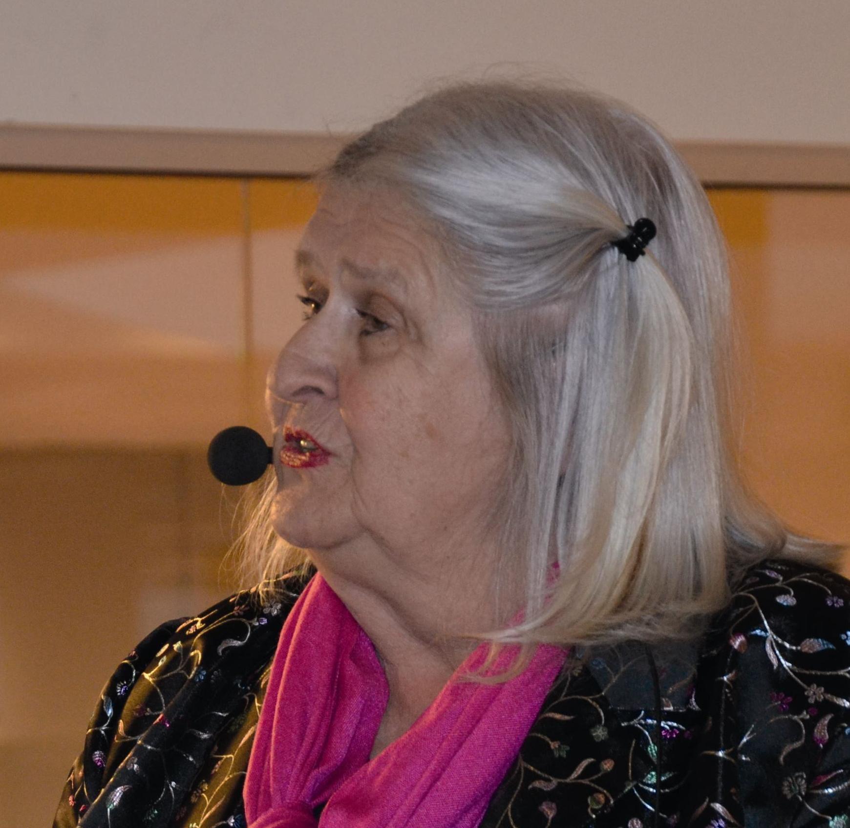 Susanne Tillbom,  © Susanne Tillbom, Skrivarverkstad för vuxna med Margareta Lithén