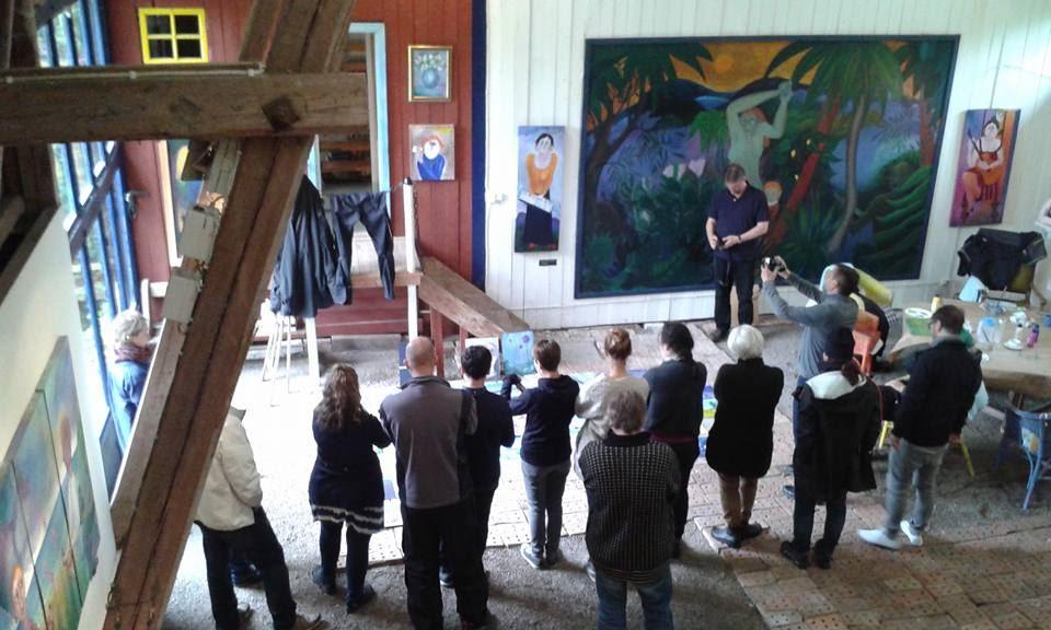 Konstnärsgården Marielund-Ven