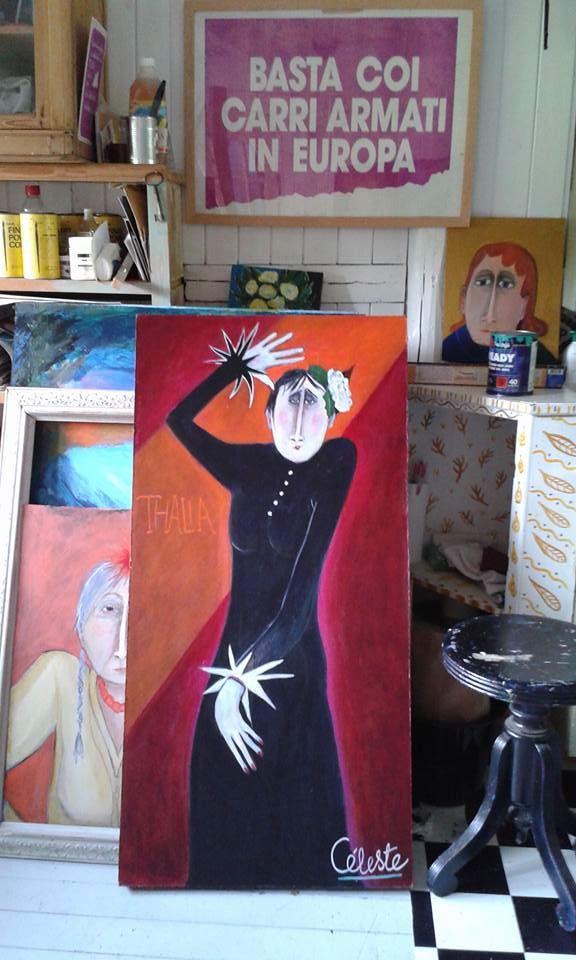 Konstnärsgården Marielund, Café Spiltan