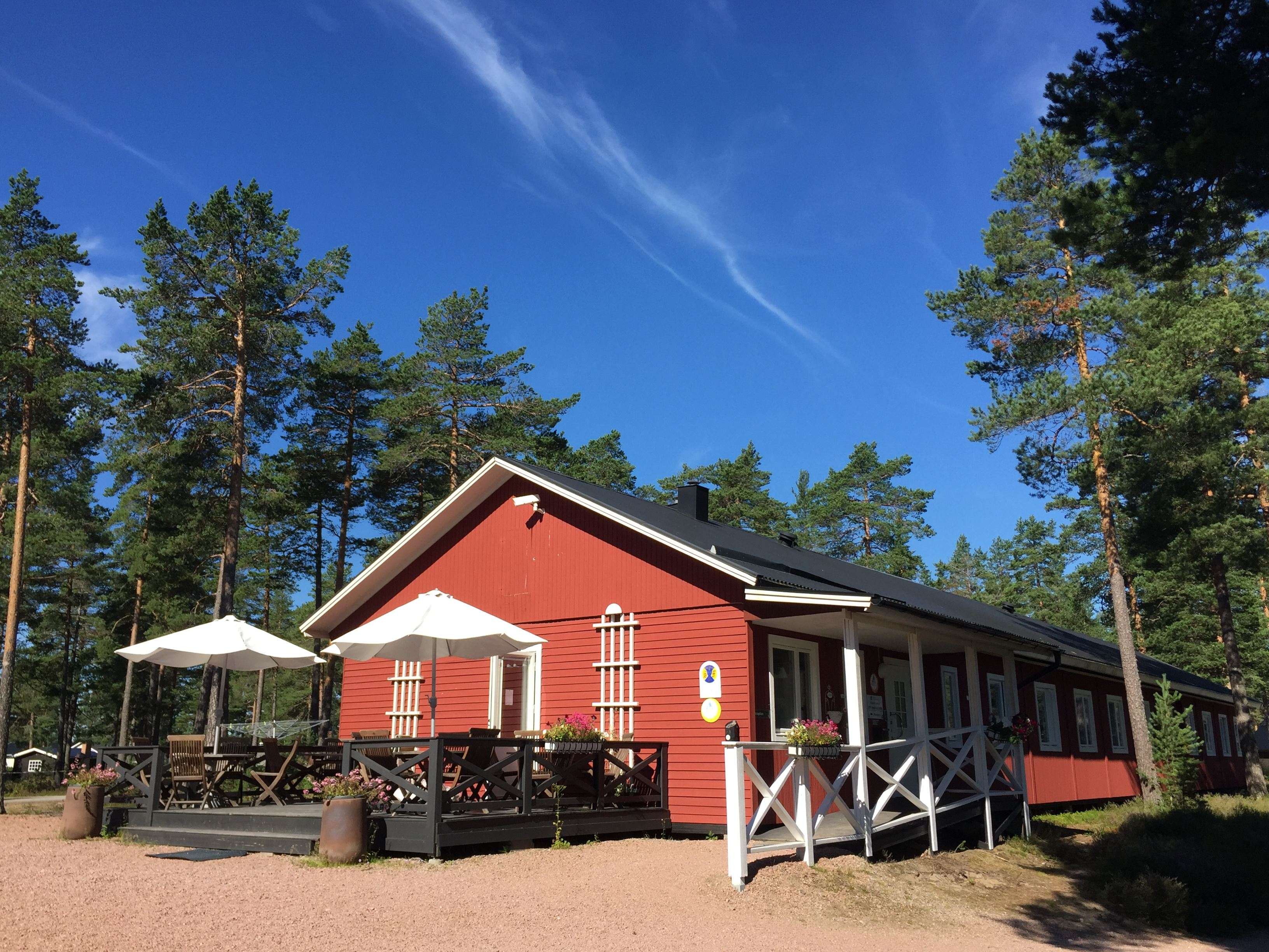 Malnbadens Camping/Vandrarhem