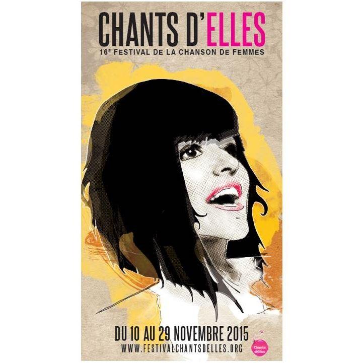 CLAIRE JAU : Festival Chants d'Elles
