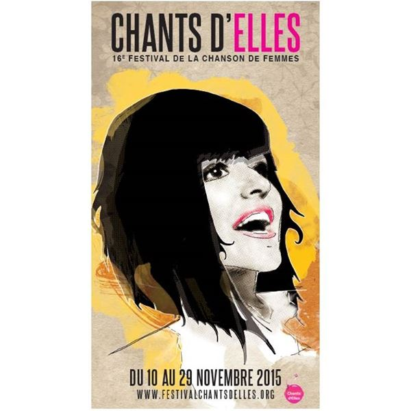 """SÈVE, """"CHANSON POUR LES VRAIS GENS"""" : Festival Chants d'Elles"""