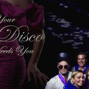 Your Disco Needs You - Show på Kärleksudden