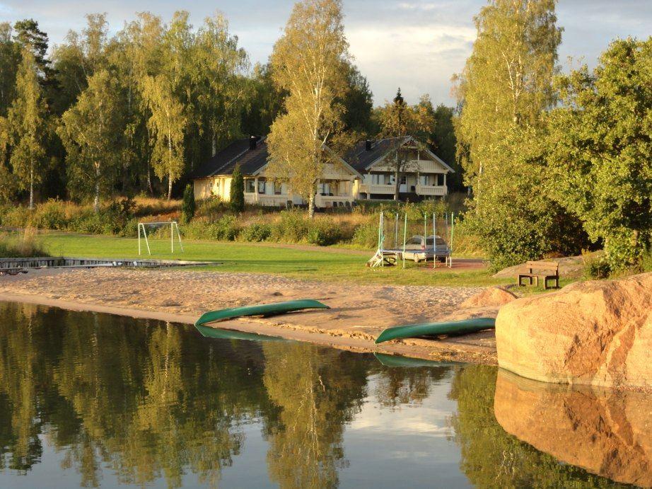 Hjortö cottages & logvillas