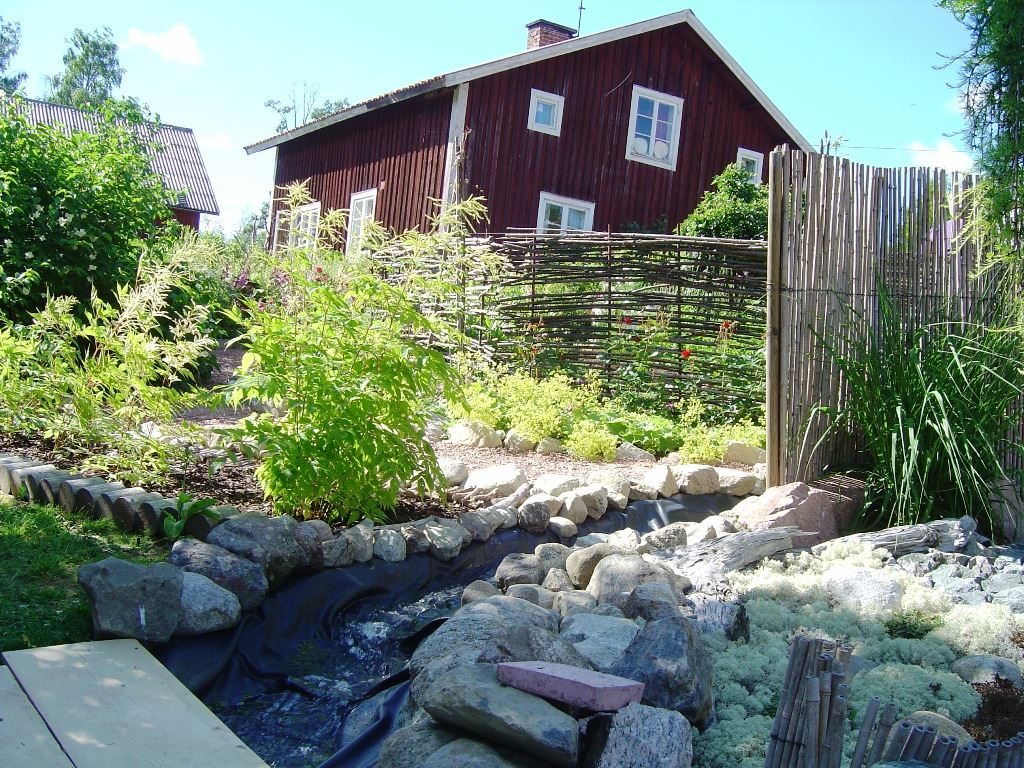 Gräsåsens Trädgård och Café