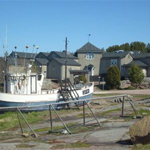 © Ålands jakt- och fiskemuseum, Ålands jakt- och fiskemuseum (Das åländische Jagd- und Fischereimuseum)