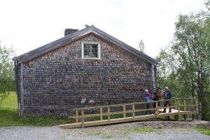Erica Forsgren, Henriksfjälls Bygdemuseum