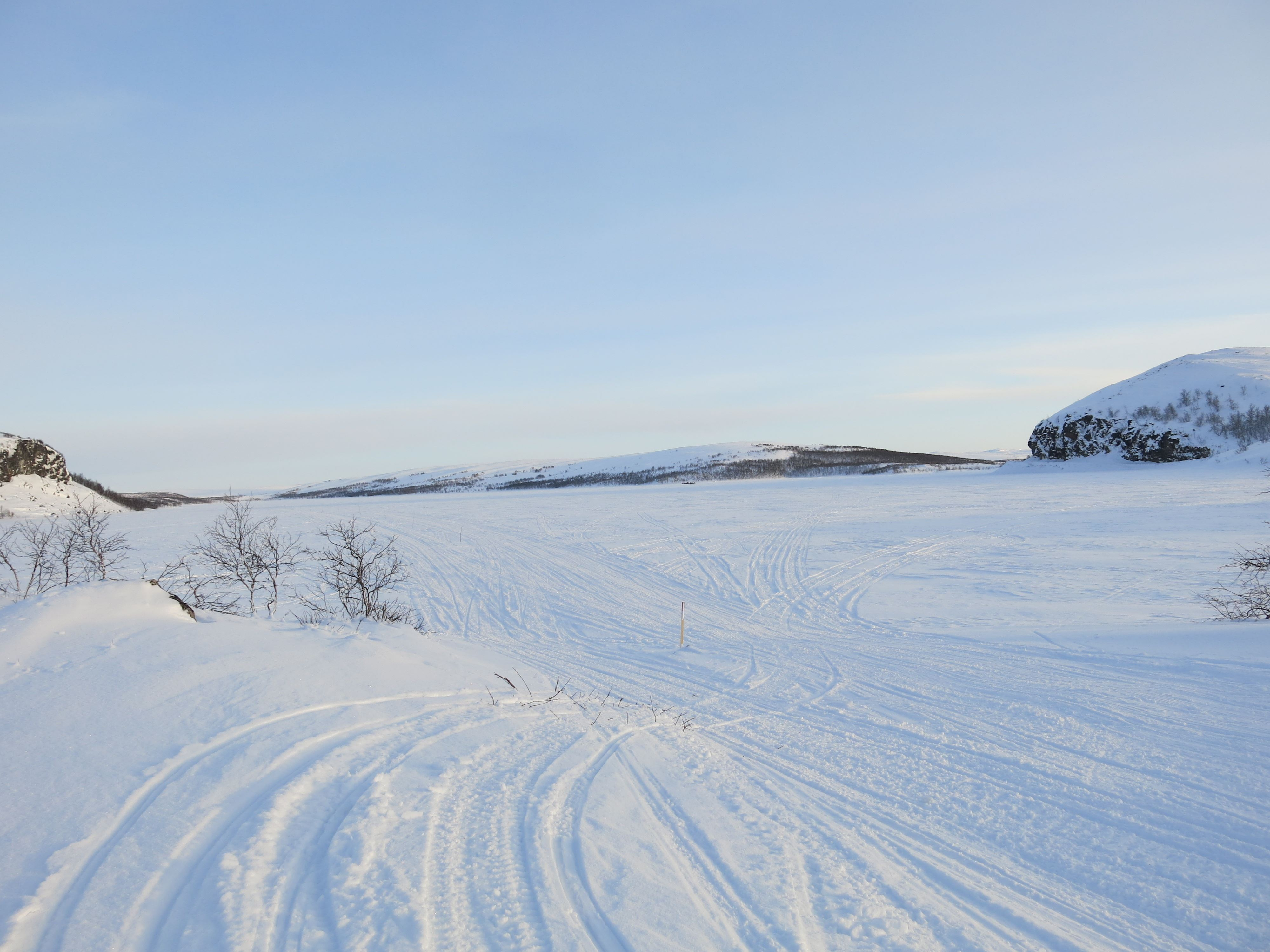 Snowmobilesafari